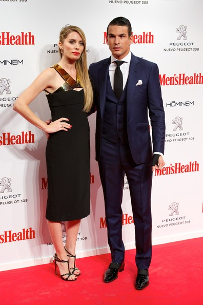 Arrivals at the Men's Health Awards