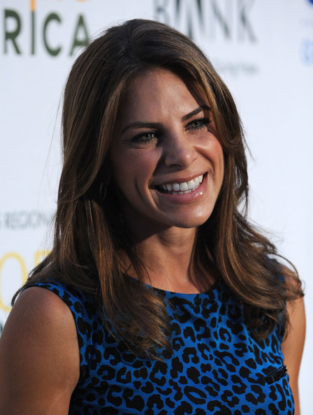 Jillian Michaels Trainer Jillian Michaels arrives at the Rock A Little, Feed Alot benefit concert held at Club Nokia on September 29, 2009 in Los Angeles, California.