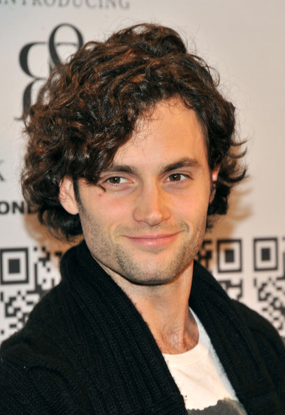 Actor Penn Badgley attends Rock & Republic For Kohl's during Fall 2012 Mercedes-Benz Fashion Week at Hammerstein Ballroom on February 10, 2012 in New York City.