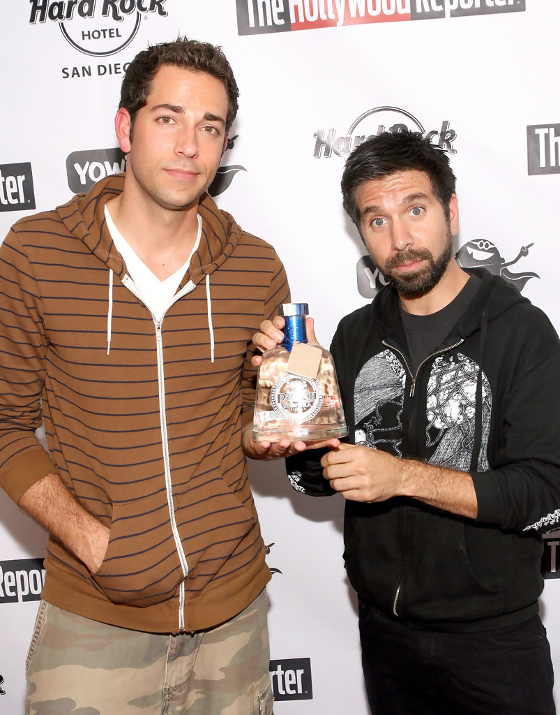 Joshua Gomez Zachary Levi Joshua Gomez And Zachary Levi Photos Rock Star Media Lounge Featuring The Hollywood Reporter And Yowie Com Day 1 Zimbio Well you're in luck, because here they come. joshua gomez zachary levi joshua