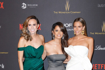 Rocsi Diaz 2016 Weinstein Company And Netflix Golden Globes After Party - Arrivals
