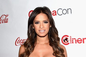 Rocsi Diaz CinemaCon 2015 - The CinemaCon Big Screen Achievement Awards Brought To You By The Coca-Cola Company - Red Carpet