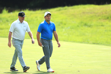 Rod Pampling Quicken Loans National - Round Two