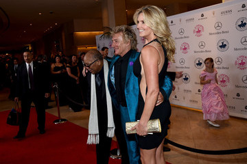 Rod Stewart 2014 Carousel of Hope Ball Presented by Mercedes-Benz - Red Carpet