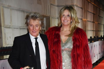 Rod Stewart The Sun Military Awards 2017 - Red Carpet Arrivals