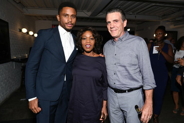 Roderick Spencer Alfre Woodard 'Crown Heights' New York Premiere - After Party