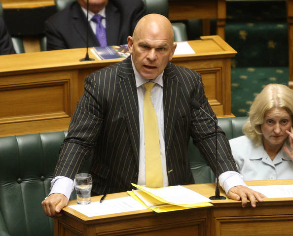 2010 Opening Day Of Parliament In Wellington