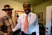 Rodney King and Firpo Carr Photos Photo