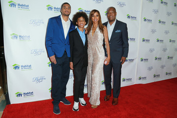 Rodney Peete Holly Robinson Peete Habitat For Humanity Of Greater Los Angeles' 2018 Los Angeles Builders Ball - Arrivals
