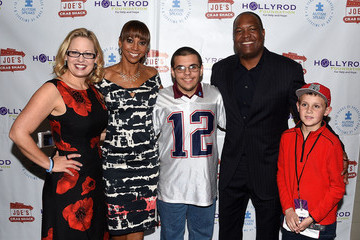 Rodney Peete Kyrsten Sinema Autism Speaks And HollyRod Foundation - Super Kid Honors 2015