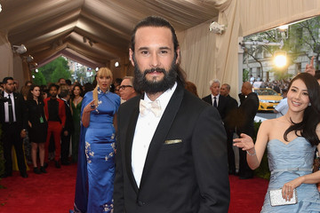 Rodrigo Santoro 'China: Through The Looking Glass' Costume Institute Benefit Gala - Arrivals