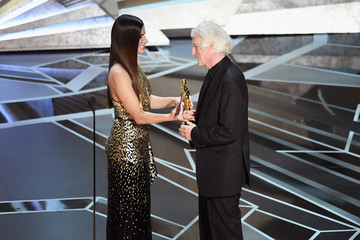 Roger A. Deakins 90th Annual Academy Awards - Show