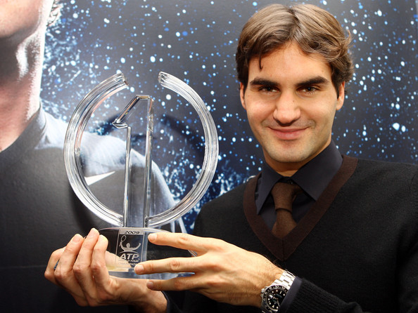 Roger Federer Photos Photos Atp World Tour Finals Day Four Zimbio