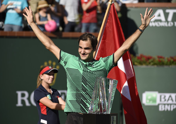 Indian Wells Recap: The Unbearable Lightness of Being… Federer