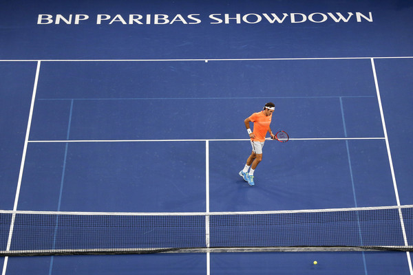 Roger+Federer+BNP+Paribas+Showdown+aj42L