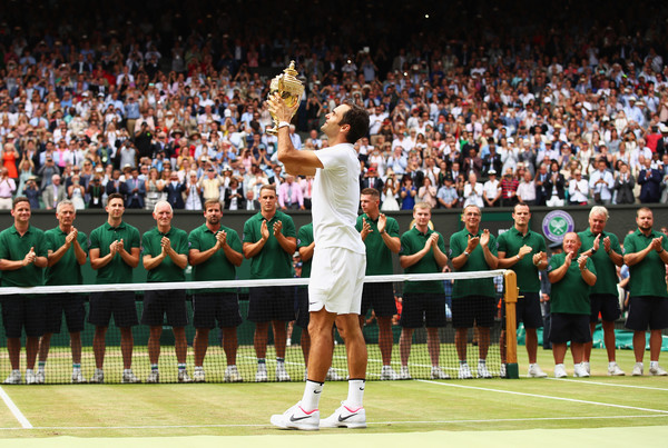 15 Facts To Celebrate Roger Federer's 36th Birthday