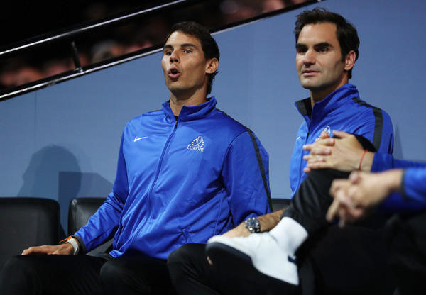 Roger Federer And Rafael Nadal Discusses The Future Of Their 'Fedal' Partnership