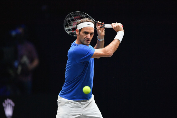 Some ITF rule changes likely to be welcomed by stars including Roger Federer