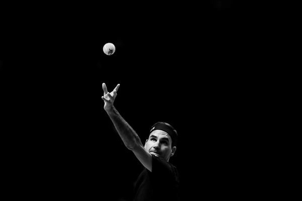 Nitto ATP World Tour Finals - Day Two