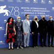 """Roger Frappier """"The Power Of The Dog"""" Photocall - The 78th Venice International Film Festival"""
