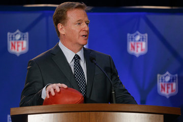 Roger Goodell Super Bowl Winner - Press Confernce