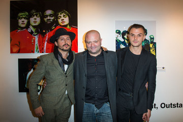 Roger Sargent NME Music Photography Awards