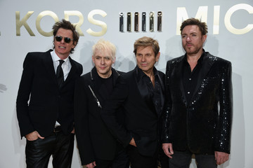 Roger Taylor Michael Kors Hosts the New Gold Collection Fragrance Launch Featuring Duran Duran