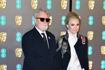 Roger Taylor EE British Academy Film Awards - Red Carpet Arrivals