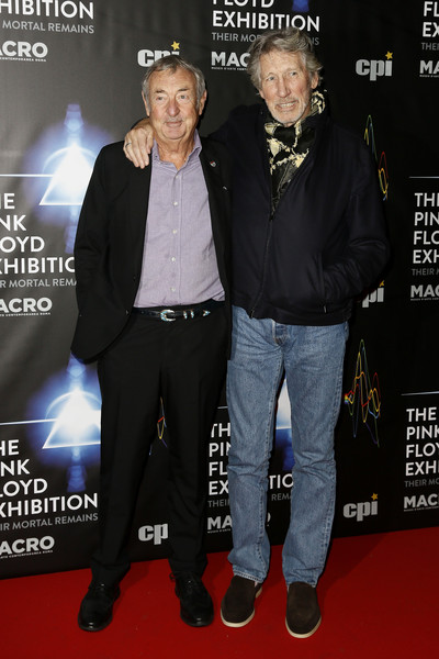 Roger waters photos photos zimbio for Pink floyd exhibition