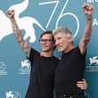 Sean Evans and Roger Waters Photos