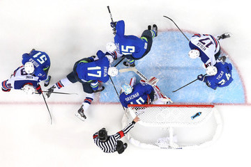 Rok Ticar Ice Hockey - Winter Olympics Day 9