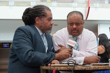 Roland Martin SiriusXM's Coverage of the Democratic National Convention Goes Gavel-to-Gavel