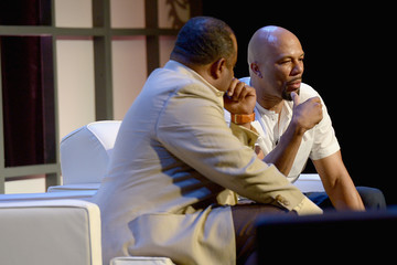 Roland Martin American Black Film Festival - A Conversation With Common