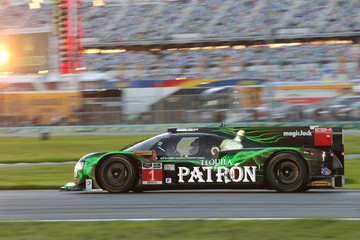 Scott Sharp Rolex 24 At Daytona