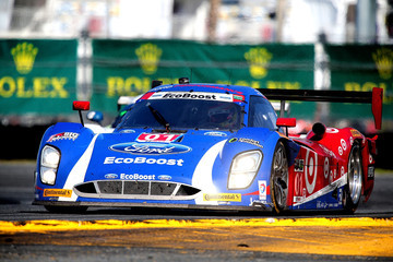 Scott Pruett Rolex 24 At Daytona