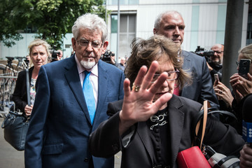Rolf Harris European Best Pictures of the Day - May 30, 2017