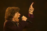 The Rolling Stones Perform in Perth