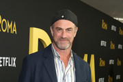 """Christopher Meloni attends the """"Roma"""" New York Special Screening on November 27, 2018 in New York City."""