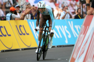Romain Bardet Le Tour de France 2017 - Stage Twenty