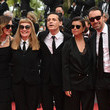 Romain Cogitor 'Invisible Demons' Red Carpet - The 74th Annual Cannes Film Festival