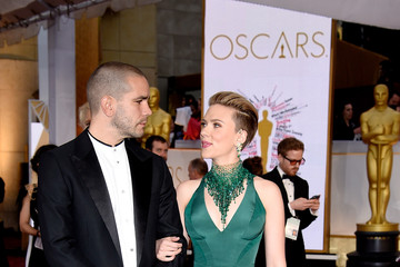 Romain Dauriac Arrivals at the 87th Annual Academy Awards — Part 3