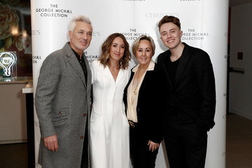 Roman Kemp The George Michael Collection VIP Reception - Photocall