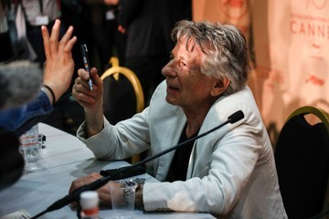 Roman Polanski 'Based on a True Story' Press Conference - The 70th Annual Cannes Film Festival