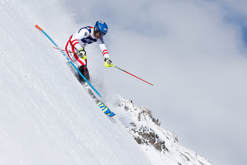 Romed Baumann FIS World Ski Championships - Men's Combined