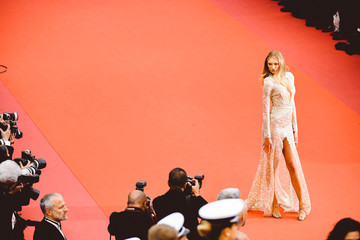 Romee Strijd Colour Alternative View - The 72nd Annual Cannes Film Festival