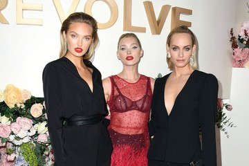 Romee Strijd 3rd Annual #REVOLVEawards - Arrivals
