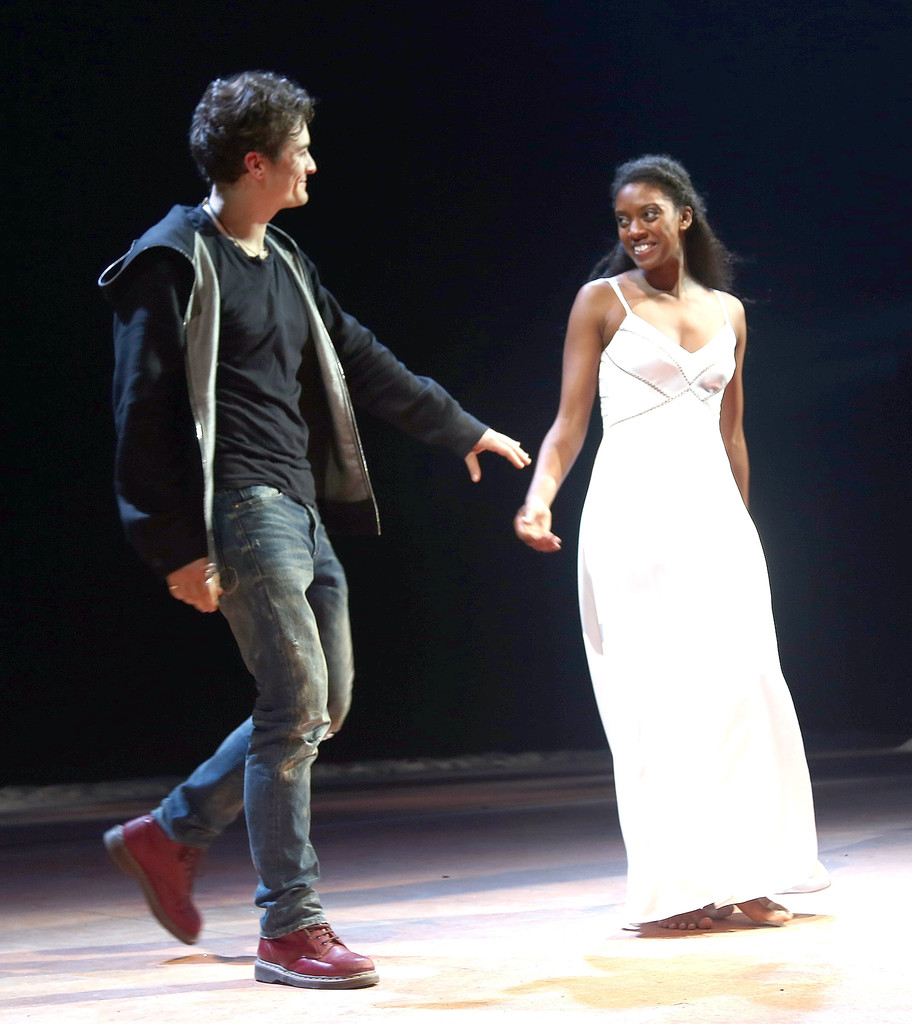 """Condola Rashad in """"Romeo And Juliet"""" On Broadway First ..."""