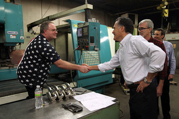 Tim Pawlenty Romney Tours New Hampshire One Day Before GOP Primary