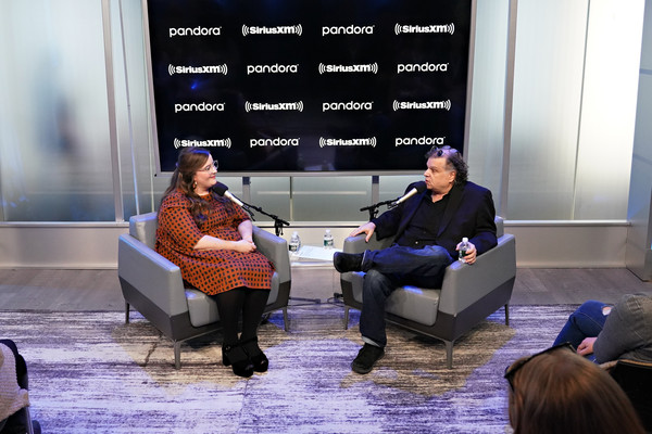 Aidy Bryant On Unmasked With Ron Bennington On SiriusXM Faction Talk Channel