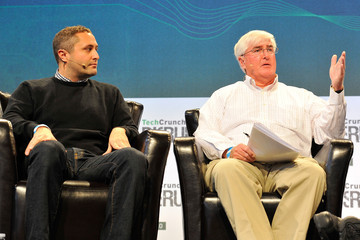 Ron Conway TechCrunch Disrupt SF 2015 - Day 1